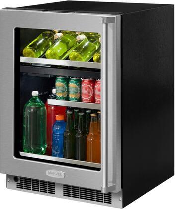 Marvel MP24WB4L 24 Built In Beverage Center