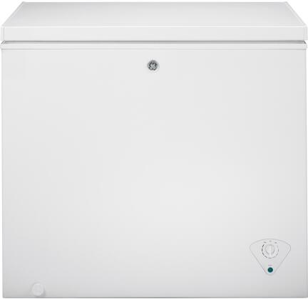 GE FCM7SKWW 7 Cu. Ft. White Chest Freezer
