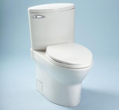 CT804S#03 Bone 2pc Elongated Toilet