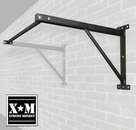 XM-4042 Add On Attachment to Wall Mounted Chin Up/Pull Up Bar in