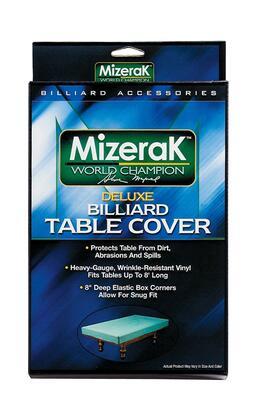 P0863 Billiard Deluxe Heavy-Gauge  Wrinkle-Resistant  Vinyl Table