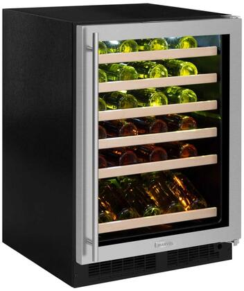 Marvel ML24WSG3RS 24 Wine Cellar, Stainless steel frame glass door, Right hinge