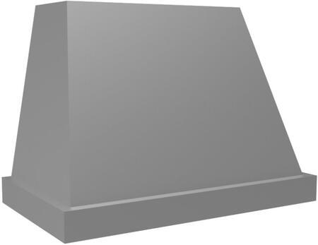 JPH348C2SS 48 inch  Designer Series Custom Wall Mount Range Hood with 900 CFM  6.3 Sones  LED