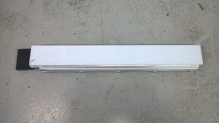 "VBPFLR4SS 4"" Back Panel for Use with"