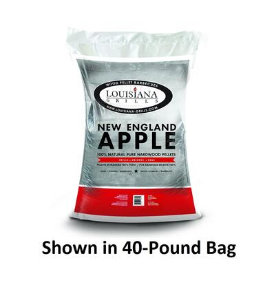 55203 20-Pound Bag New England Apple Wood