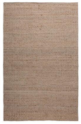 Elgeg9034nt002608 Ellington  Eg9034-26 X 8 Jute And Wool Hand Loomed  Jute/wool  Rug In Natural  Rectangle