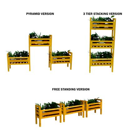 PBS7117 Wooden Stacking Plant