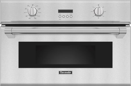 Thermador PSO301M Professional Series 30 Inch Stainless Steel Electric Single Wall Convection Steam Oven