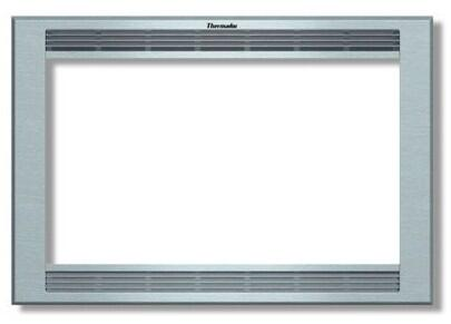 "MCT30JS 30"" Trim Kit For Microwaves: Stainless"