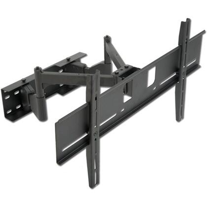 PLAW-6060 Black Dual-Arm Articulating Wall Mount for 37 inch -61 inch