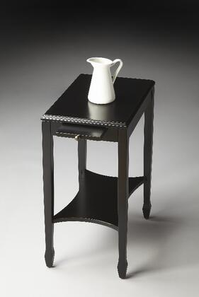 4107111 Masterpiece Collection Side Table in Black Licorice