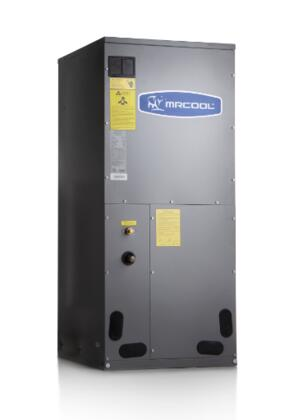 MAH13048 13 SEER R410A Air Handler WITH 48000 BTU Nominal Cooling  Built-in Filter Rack and Strong Unitized  Galvanized Steel