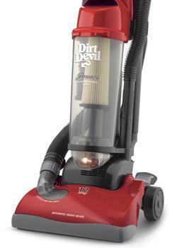 M088160RED Breeze Bagless Vacuum Floor