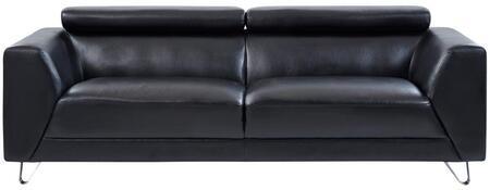 U8210 - PLUTO BLACK - SOFA 85