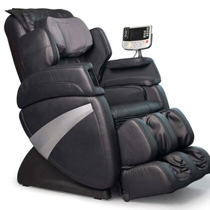 EC363E29 Massage Chair with Zero Gravity  LED Remote  Six Pre-Programmed Massage Options  36 Airbags  Auto Timer  Back and Footrest Deep Recline in