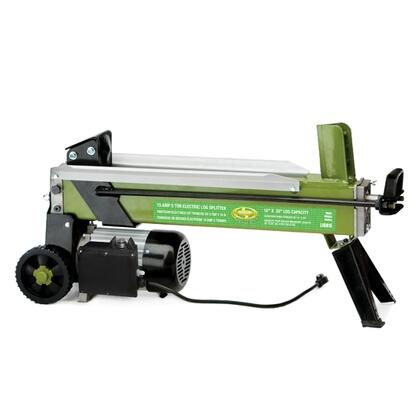 LJ601E Sun Joe Logger 15 AMP 5 Ton Electric Log Splitter. Overload Shut-Off Circuit  Double-Handed Switch