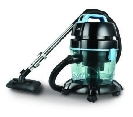 WFVC 43331 BL Blue Pure Air - Water Filtration Vacuum