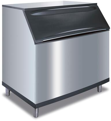 B-970 Ice Bin with 710 lb Ice Capacity  in Stainless