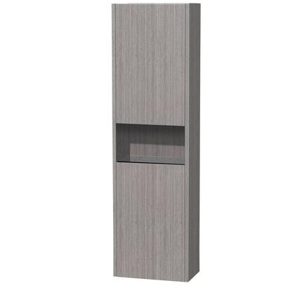 WCV203GO 16.125 in. Wall Cabinet in Grey