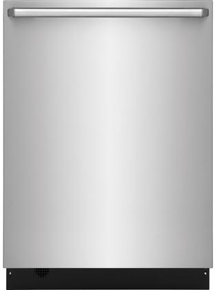 EI24ID81SS 24 inch  Built-In Dishwasher with Wave-Touch Controls  Energy Star Certified  NSF Certified  IQ-Touch Electronic Controls and 30 Minute Fast Wash  in