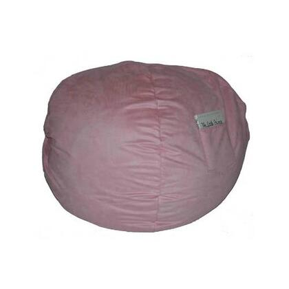 41230P Large Beanbag Pink Micro Suede -