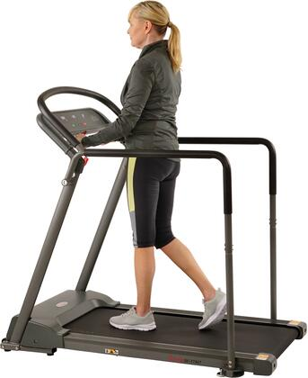 SF-T7857 Walking Treadmill with Handrail  Shock Absorption