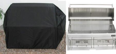 CDZ42 Waterproof Grill Cover for 42 inch  Drop in Charcoal