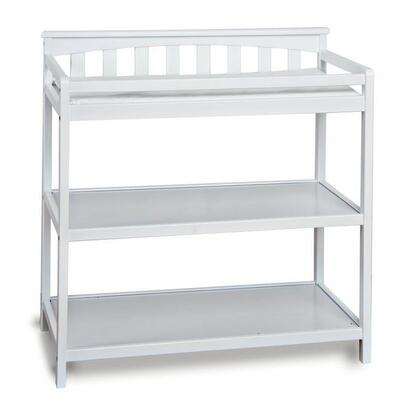 F01116.46 Flat Top Changing Table: Matte