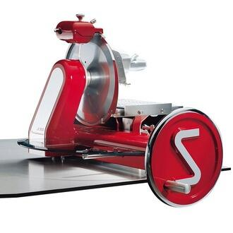 Anniversario 350 With 14 inch  Blade Flywheel Slicer and Removable
