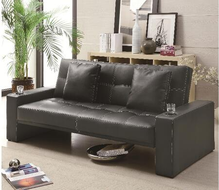 300125 Sofa Beds Futon Styled Sofa Sleeper with Casual Furniture