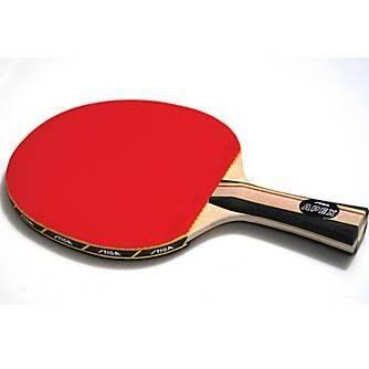 T1250 Apex Table Tennis Premium Racket with Concave Italian Composite Handle and 5-ply Extra Light