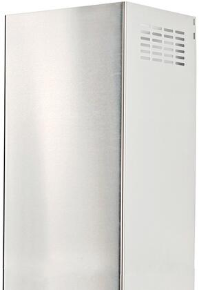 Cavaliere AP238-ACS-CCEL-PSD Chimney Extension for AP238-PSD Range Hoods - Stainless