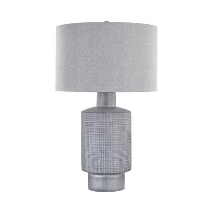 D2906 Benson 1 Light Table Lamp in Roasted Coffee