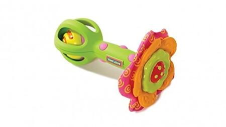 542006 Tiny Smarts Rattle Toy  Flower