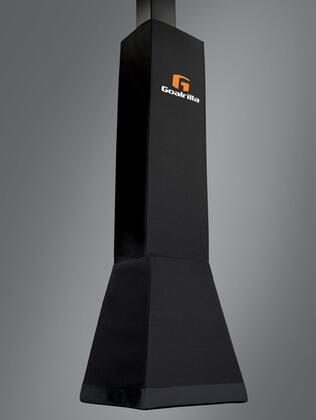 B2607W Deluxe Basketball 68 inch  Pole Pad with an All-Weather  Durable Protective Cover and a 4 inch  Thick Foam Front