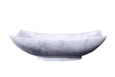 Virtu USA VST-2103-BAS Nephele Vessel Sink in Bianco Carrara 659446