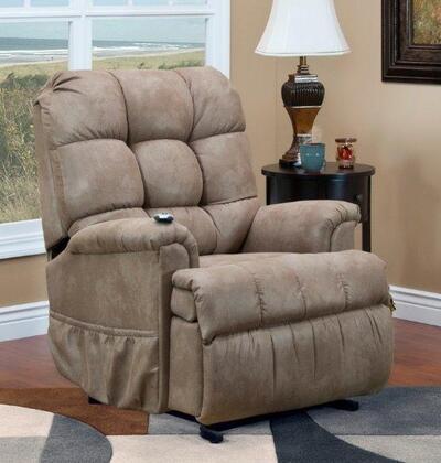 5555-STM Sleeper/Reclining Lift Chair - Stampede -