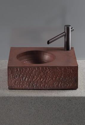 LT163#72 Pottery Lavatory