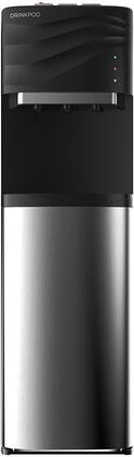 DrinkPod 100 Series Tankless Water Dispenser with Dual Temperature Mode  Independent Dedicated Dispensers  in Stainless