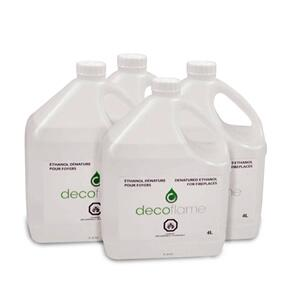 DF1 Decofuel - 4 Bottles Per Case
