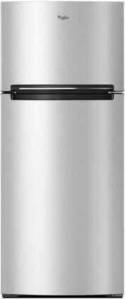 Whirlpool WRT518SZFM 28 Stainless Steel Top-Freezer Refrigerator