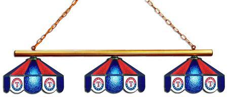 18-2120 Texas Rangers 3 Shade Glass