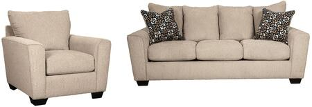 Wixon Collection 57003sc 2-piece Living Room Set With Sofa And Living Room Chair In