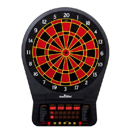 E670ARA Cricket Pro 670 15.5 inch  Target Area Electronic Darboard with a 4-Player X/O Score Display and 35 Games/315