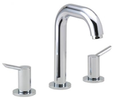 31730001 Double Handle Widespread Bathroom Faucet from the Focus S Collection: