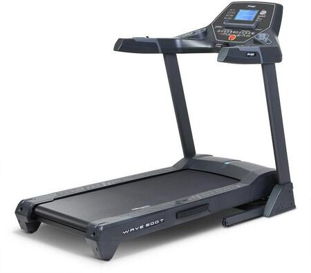 F-4962 Wave 500T Treadmill with Muscle Targeting