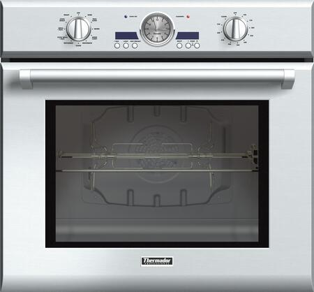 "POD301J 30"""" Star K Certified Professional Series Built-In Single Electric Wall Oven With 4.7 cu. ft. Capacity  Maxbroil  Super Fast Preheat  Heavy-Duty"" 253281"