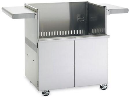 S36CART PGS Legacy Stainless Steel Portable Cart for Pacifica or Pacifica Gourmet
