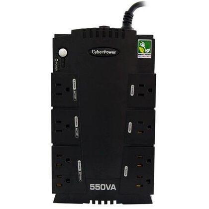 Cp550slg Standby Ups 550va/330w Surge-protected Battery Backup