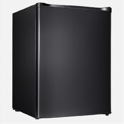 FR109-30B 20 inch  Upright Freezer with 3 cu. ft. Capacity  Environment-friendly Compressor Cooling  Reversible Door  Mechanical Control Adjustable Temperature and
